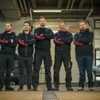 PS Garage Team