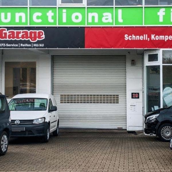 Kfz-Auto-Werkstatt PS Garage