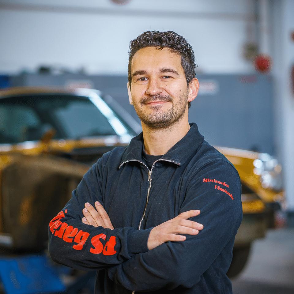 Mario Fiechtner - PS Garage